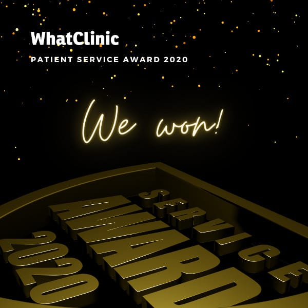 what-clinic-award